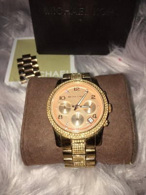 Michael Kors Watch rose-gold-coloured-gold-colored