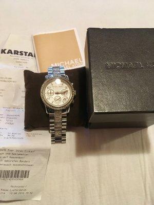 Michael Kors Uhr in Silber