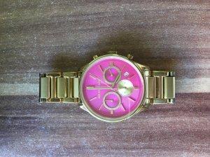 Michael Kors Uhr innen Pink