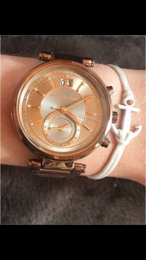 Michael Kors Watch bronze-colored