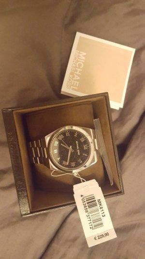 Michael Kors Uhr mit glitzernden Ziffernblatt × Neu mit Etikett