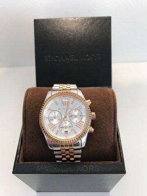 Michael Kors Uhr mit Metallarmband