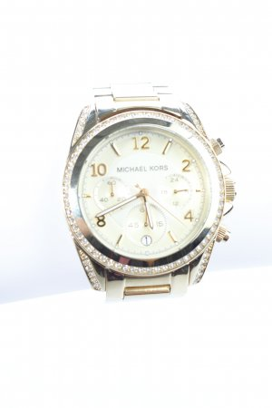 "Michael Kors Uhr mit Metallband ""Blair Gold-Tone Watch"" goldfarben"