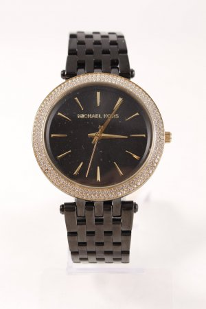 "Michael Kors Uhr mit Metallband ""Darci Ladies Watch Black"""