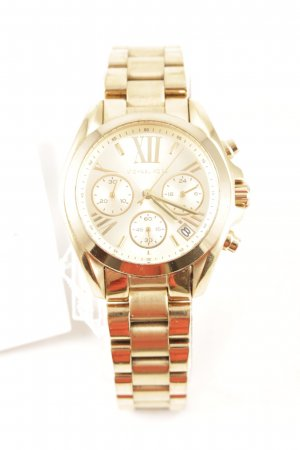 Michael Kors Watch With Metal Strap gold-colored minimalist style