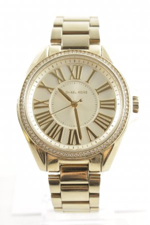 "Michael Kors Uhr mit Metallband ""Ladies Gift Set Gold-ToneLadies"" goldfarben"