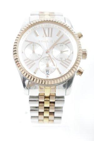 Michael Kors Uhr mit Metallband mehrfarbig Casual-Look