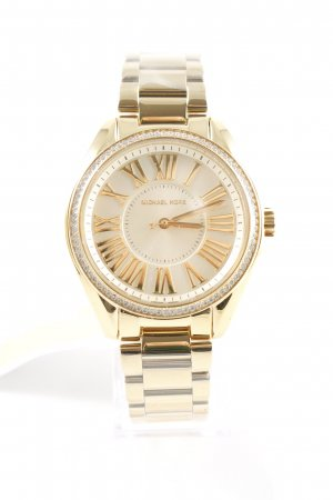 "Michael Kors Uhr mit Metallband ""MK3568 Ladies Metals Kacie Gold"" goldfarben"
