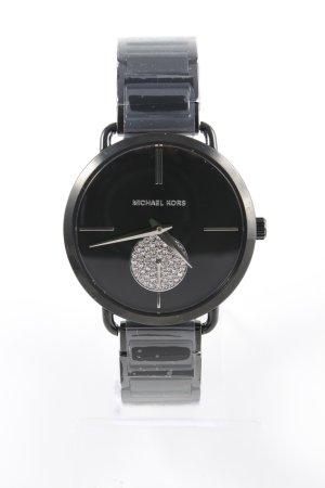 "Michael Kors Reloj con pulsera metálica ""MK3758 Ladiesmetals Portia Black"""