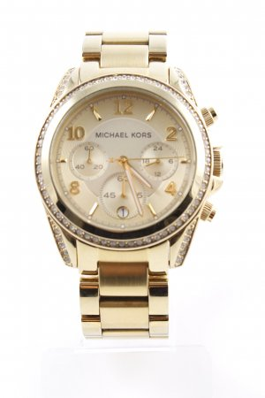 "Michael Kors Watch With Metal Strap ""MK5166"" gold-colored"