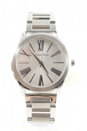 "Michael Kors Uhr mit Metallband ""Runway Stainless Steel Silver-Tone Watch"""