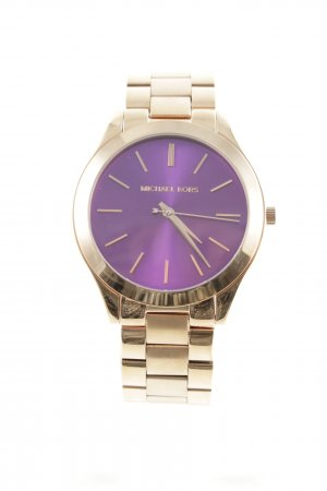 "Michael Kors Uhr mit Metallband ""Slim Runway Ladies Watch Pearlescent"""
