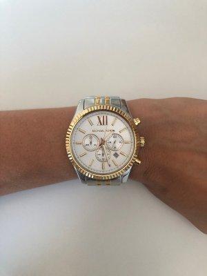 Michael Kors Uhr MK 8344 Lexington Silber/Gold