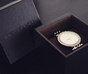 Michael Kors Uhr MK3190 Silber