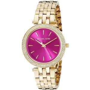 Michael Kors Uhr Pink