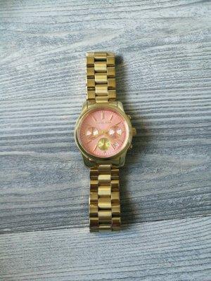 Michael Kors Uhr Rosa original