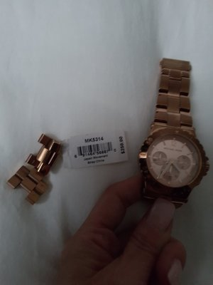 Michael Kors Uhr rose 5314