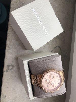 Michael Kors Uhr rosé gold