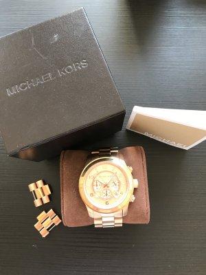 Michael Kors Uhr Roségold
