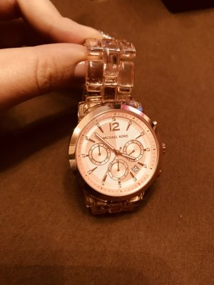 Michael Kors Montre or rose-rose chair