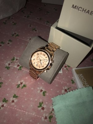 Michael Kors Uhr Rosegold uvp 299€