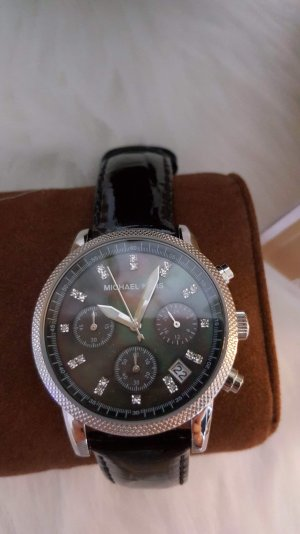Michael Kors Uhr schwarz