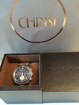 Michael Kors Uhr Silber Gold