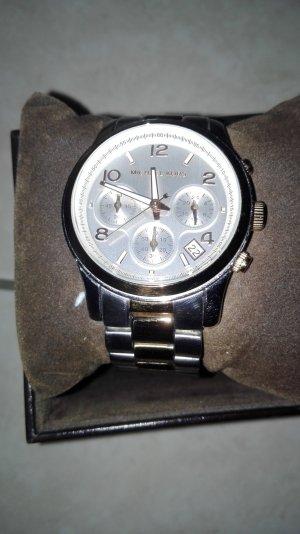 Michael Kors Uhr Silber/Rose