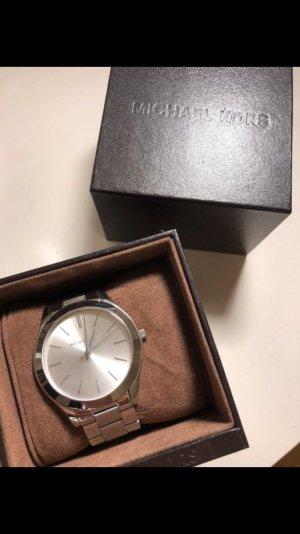 Michael Kors Uhr Slim (Silber)