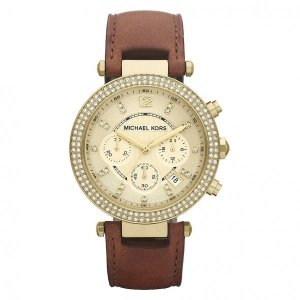 Michael Kors Self-Winding Watch multicolored stainless steel