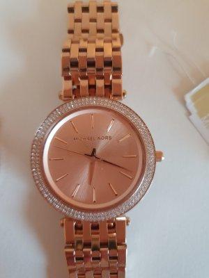 Michael Kors Reloj analógico color rosa dorado-color oro