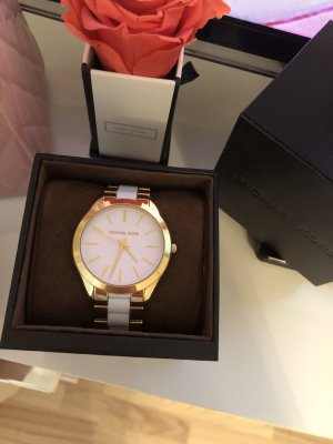 Michael Kors Reloj con pulsera metálica multicolor