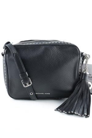 "Michael Kors Umhängetasche ""Brooklyn LG Camera Bag Black"" schwarz"