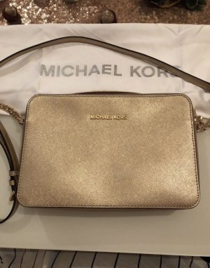 Michael Kors Bandolera color oro
