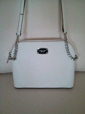 Michael Kors Shoulder Bag white-light grey leather