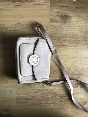 Michael Kors Carry Bag rose-gold-coloured leather
