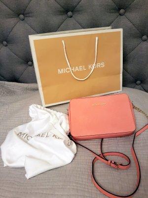 Michael Kors Umhängetasche puder rosa alt rosa