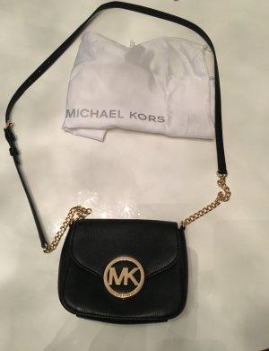 Michael Kors Umhängetasche, schwarz