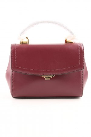 "Michael Kors Umhängetasche ""XS Crossbody Bag Oxblood"""