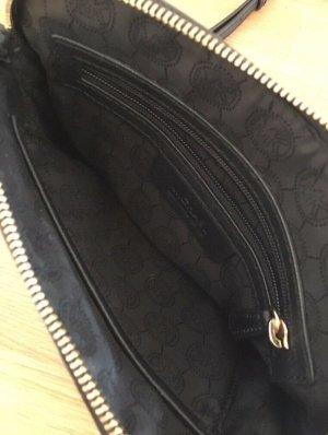 MICHAEL KORS - Umhängetsche Cross Body Bag schwarz Saffianleder