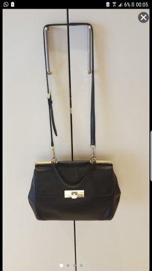 Michael Kors Vintage Handtasche schwarz