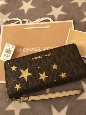 Michael Kors Wallet gold-colored-light brown