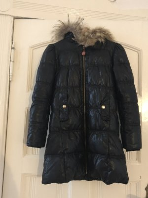 Michael Kors Warme Winterjacke mit Echtfell Kragen XS/S
