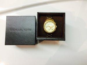 Michael Kors Horloge goud-zilver