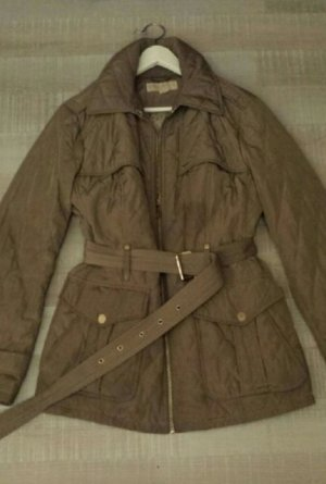 Michael Kors Winterjacke in braun(XL), original, MK, Steppjacke, Herbstjacke, modern, gold (Details), stylish, warm