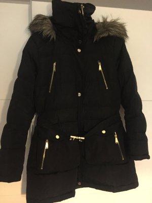 Michael Kors Winterjacke schwarz Größe L