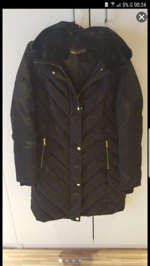 Michael Kors Winter Jacket black-gold-colored
