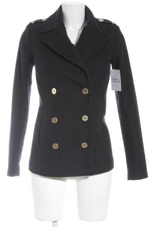 Michael Kors Wool Jacket dark blue casual look
