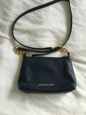 MICHAEL MICHAEL KORS Bedford Crossbody Navy