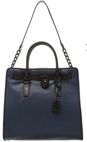 MICHAEL Michael Kors HAMILTON - Shopping Bag - navy
